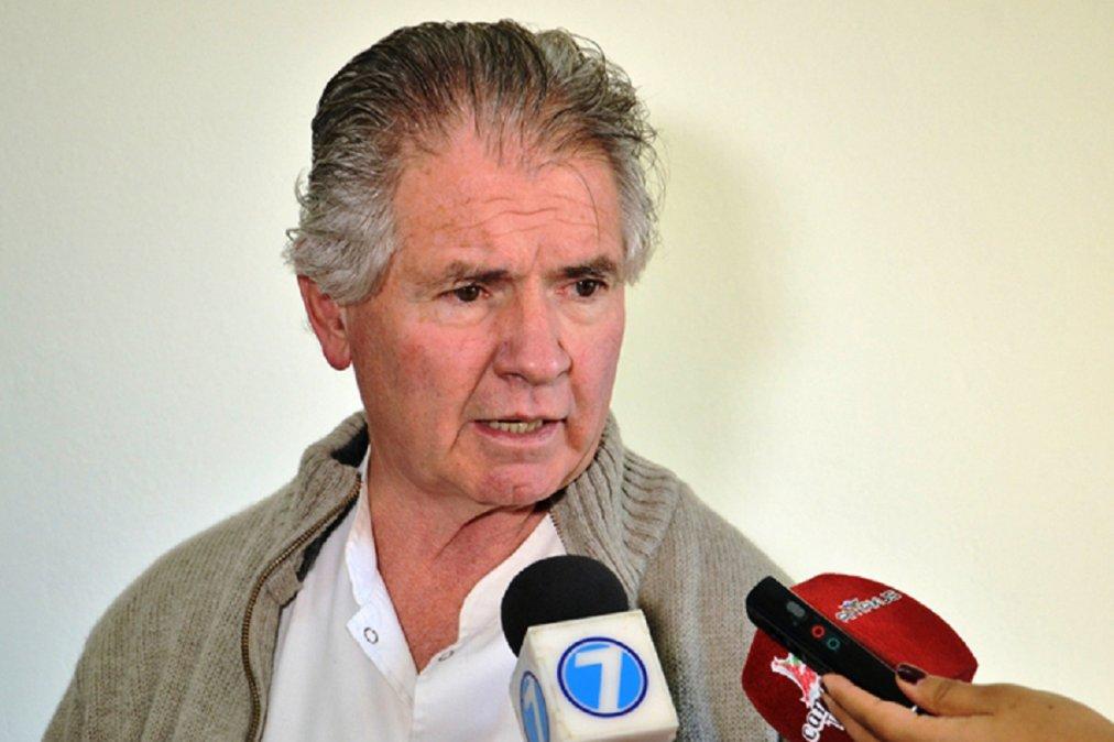 En el listado que difundió el ministerio de Salud de la Nación aparece el comodorense José Manuel Corchuelo Blasco