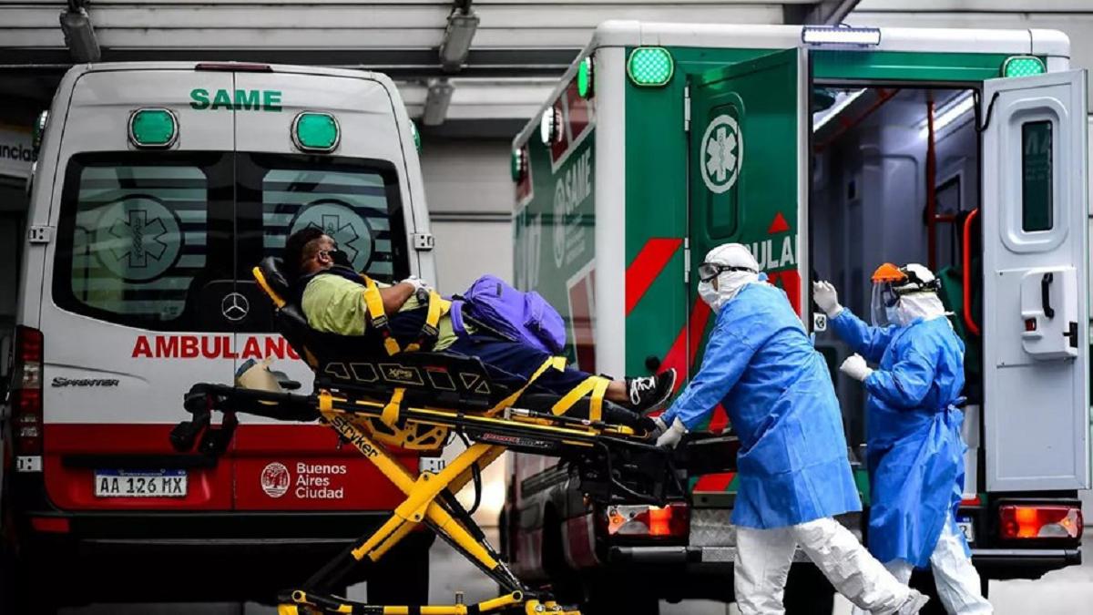 Este lunes se confirmaron 163 fallecidos y 5.417 nuevos contagios de COVID - 19.