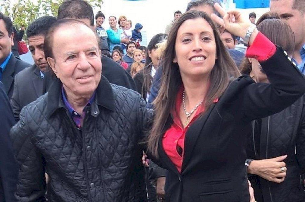 La vicegobernadora de La Rioja renunció a ocupar la banca que dejó Menem