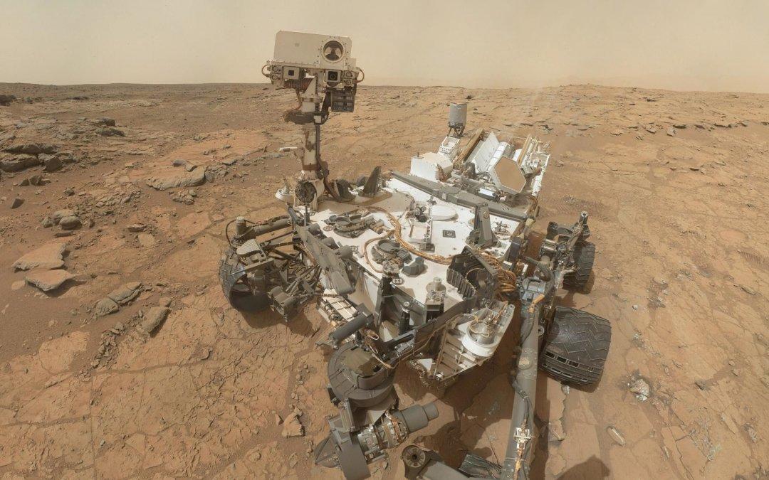 La NASA difundió los primeros audios y videos de Marte