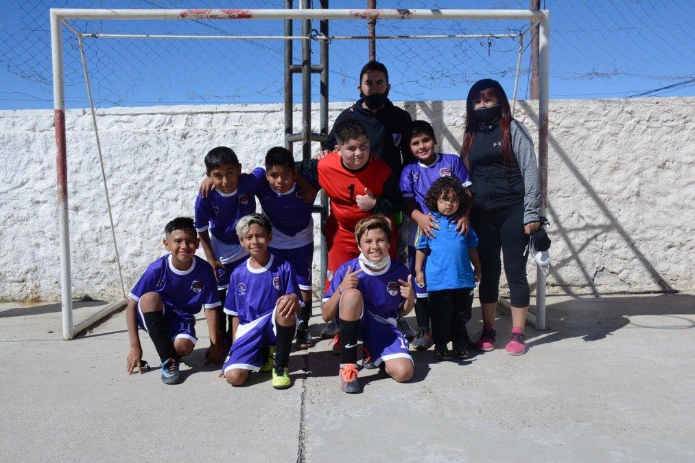 El programa forma parte del Ente Autárquico Comodoro Deportes y la Dirección General de Deportes.