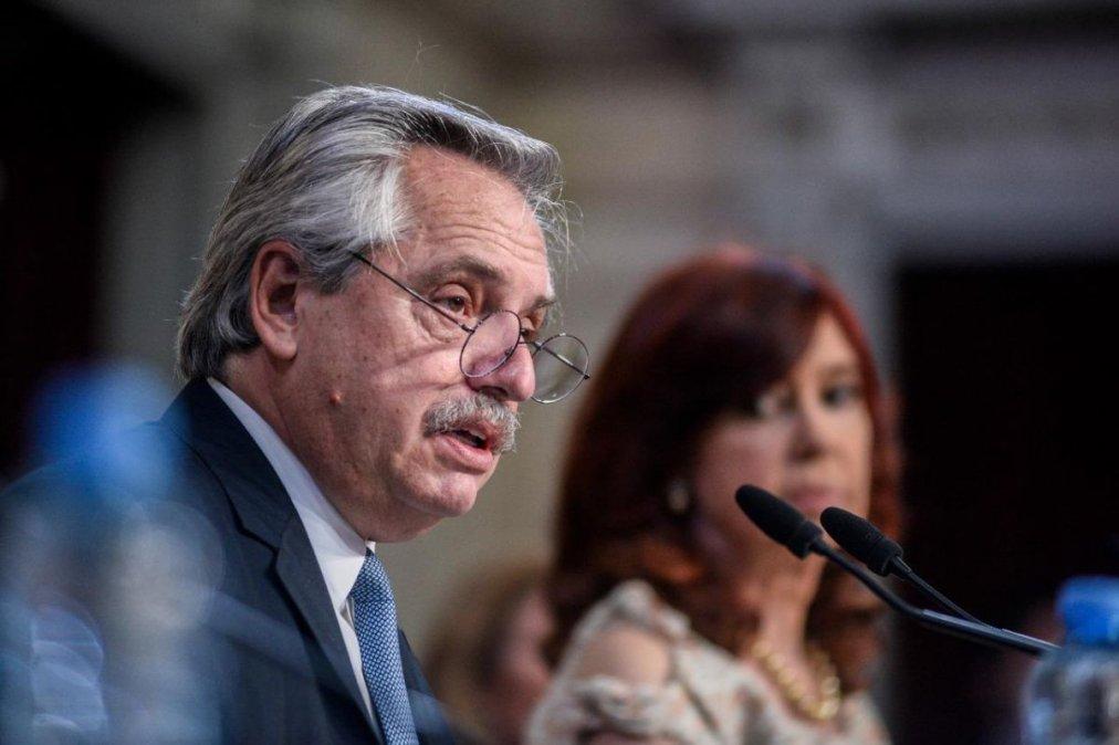 Para los legisladores del Frente de Todos el discurso del presidente Alberto Fernández fue un excelente mensaje.