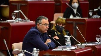 Arcioni dio información errónea y no habló del robo de las vacunas