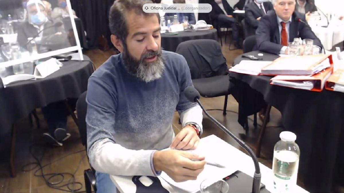 Causa El Embrujo: Diego Luthers quedó libre