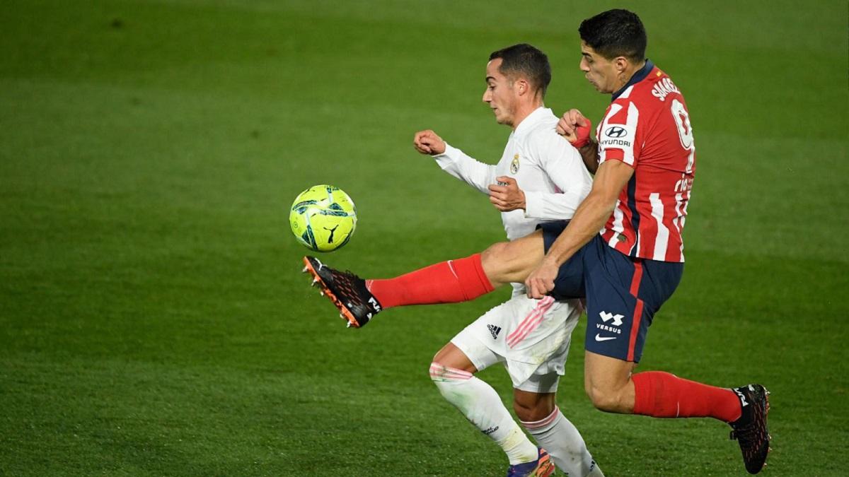 Atlético Madrid - Real Madrid: horario y TV del derbi español