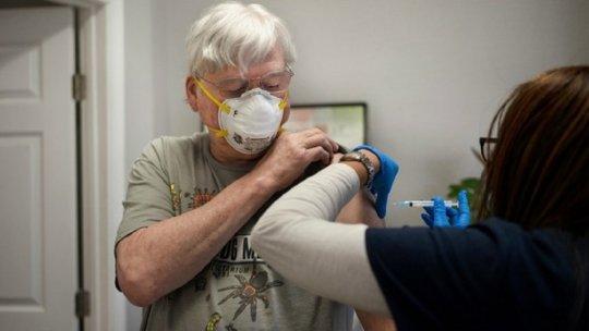 Hasta éste sábado en Comodoro y Rada Tilly se aplicaron 2690 vacunas -primera y segunda dosis.