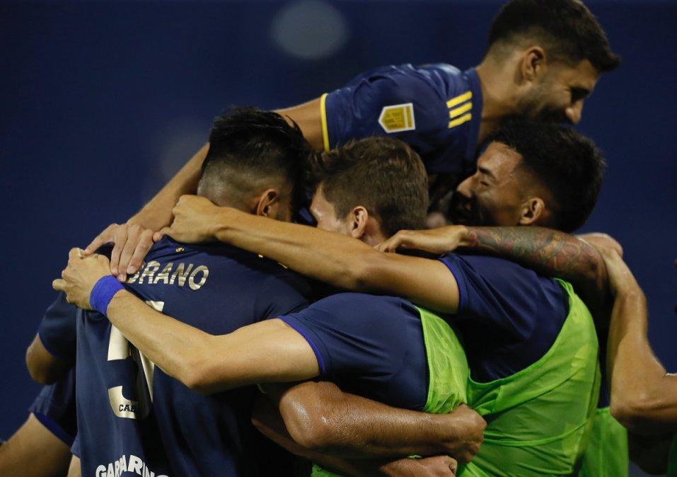 Copa Liga Profesional: Boca jugó su mejor partido, goleó a Vélez y se prendió en la pelea antes del Superclásico