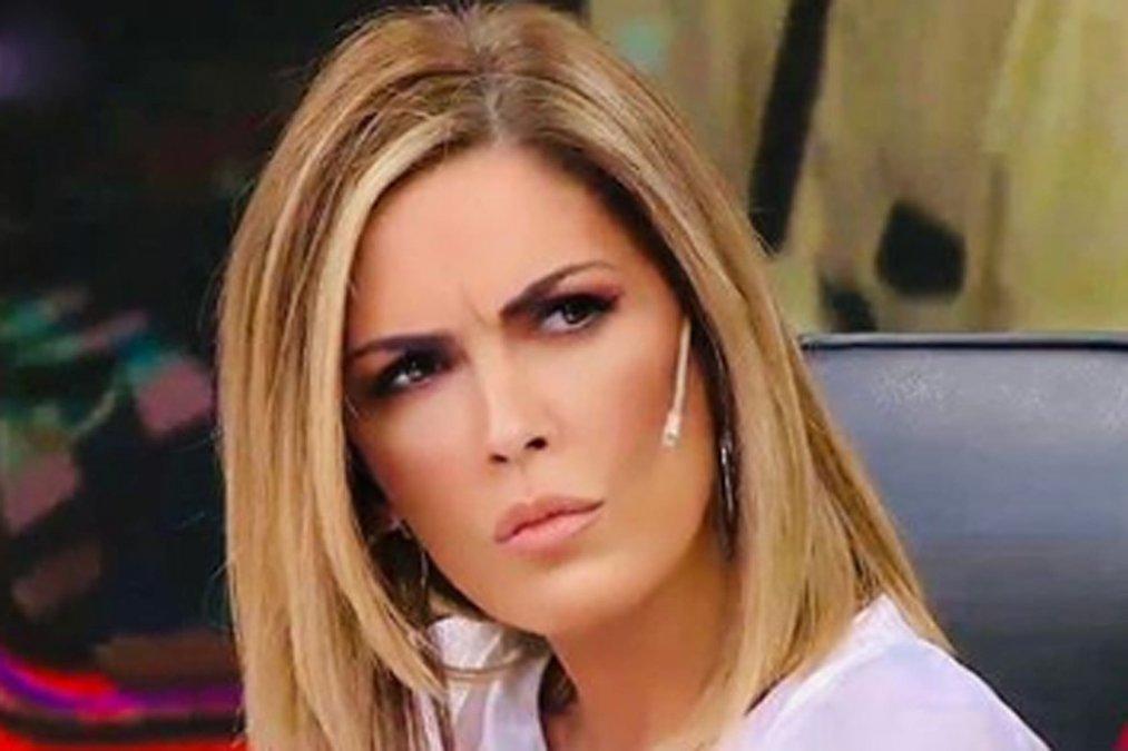 Viviana Canosa llevó una médica para incitar a que la gente no se vacune.