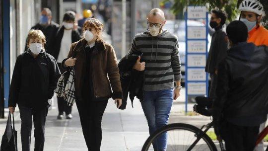 Se cumplió un año del inicio de la cuarentena en la Argentina y la cantidad de muertos por coronavirus summó 54.517.