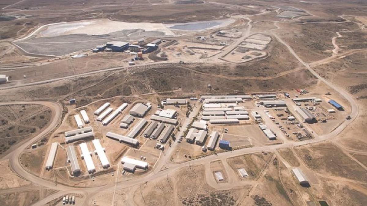 Falleció un trabajador en una obra de la Minera Santa Cruz