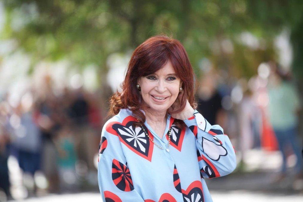 Cristina Fernández de Kirchner habló del discurso de Joe Biden