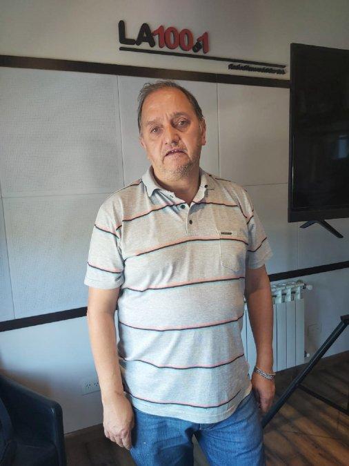 Carlos Linares dijo en La Cien Punto Uno que el PJ Chubut está funcionando a pleno.