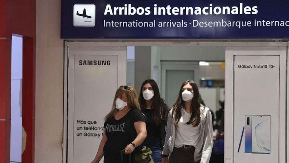 Los viajeros que ingresen a Chubut desde el exterior del país deben aislarse por 10 días