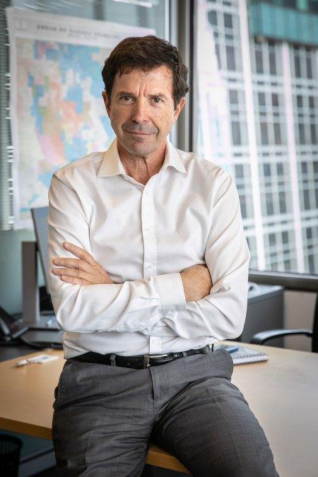Ricardo Markous es el nuevo CEO de Tecpetrol.
