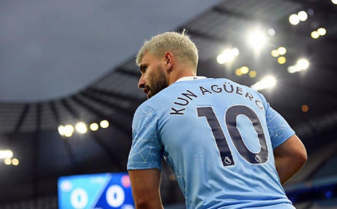 Independiente quiere al Kun Agüero.