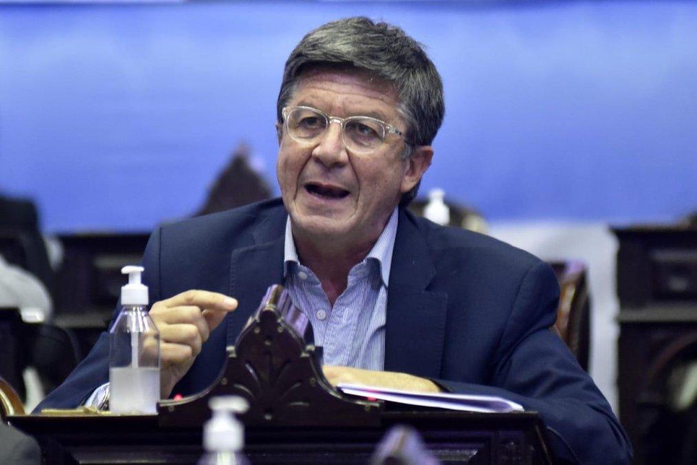El diputado nacional y abogado constiitucionalista