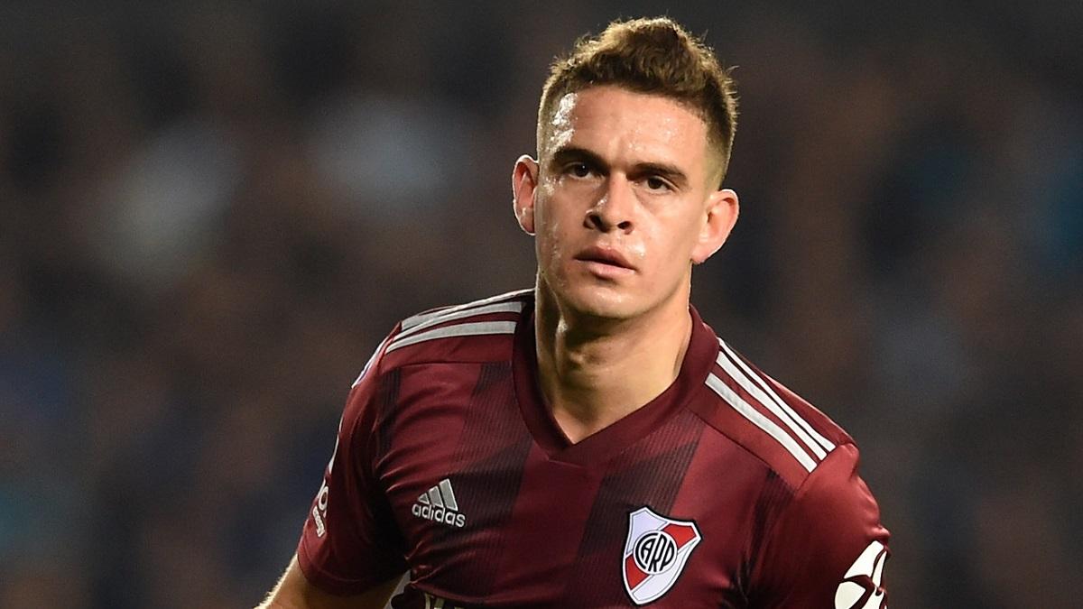 River: Gremio se cansó de esperar y desistió de contratar a Rafael Santos Borré