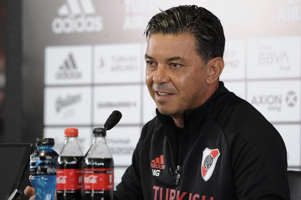 Marcelo Gallardo: Los rivales no nos tienen temor