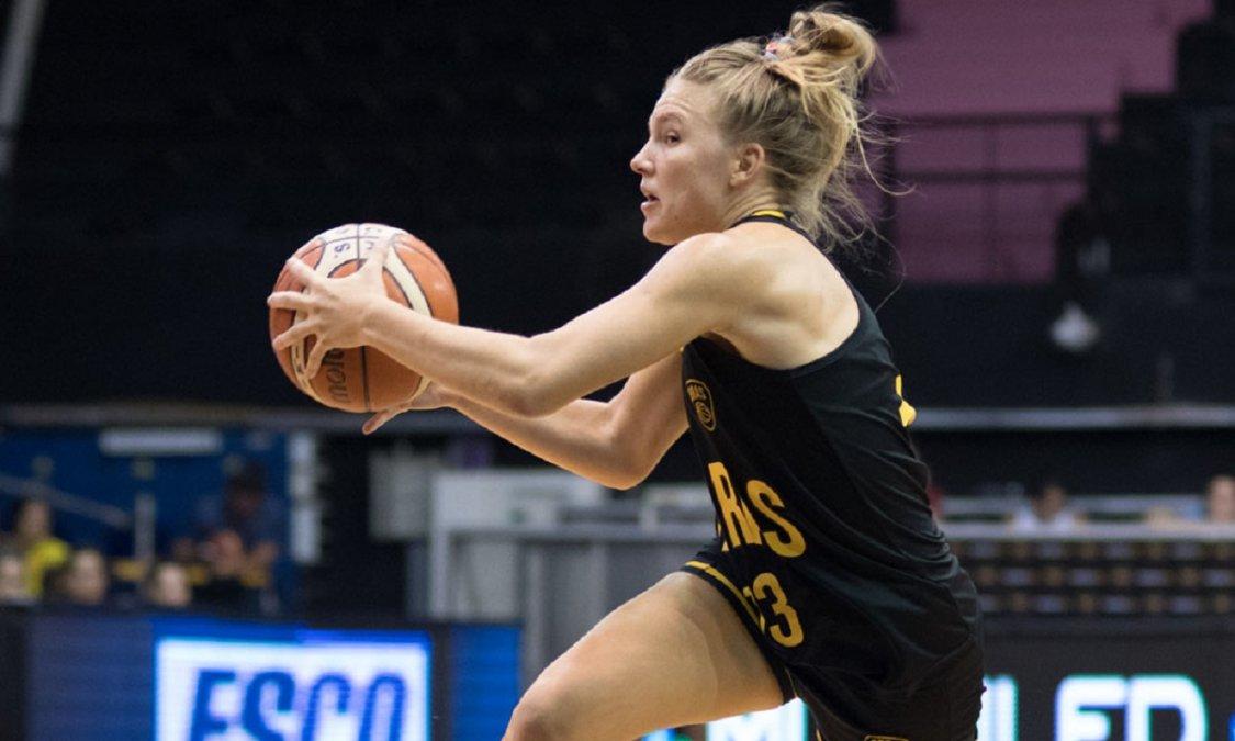 Ornela Pag refuerza a Gimnasia para el Torneo Federal Femenino.