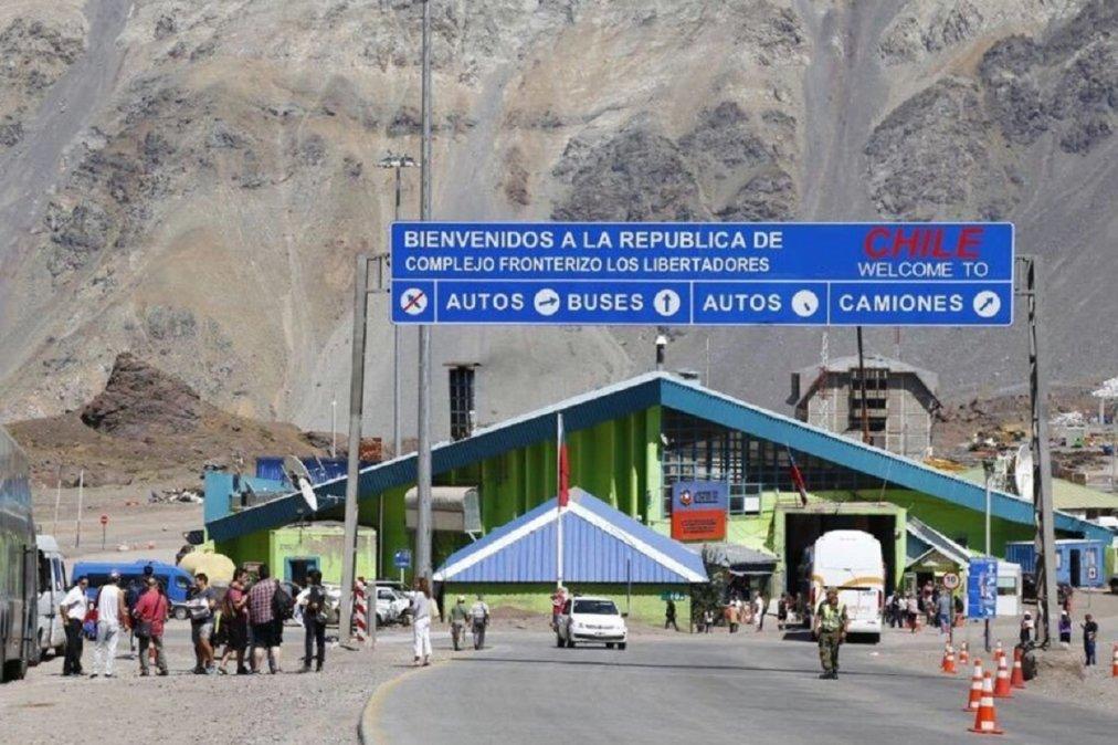 Covid19: Chile cierra sus fronteras por un mes