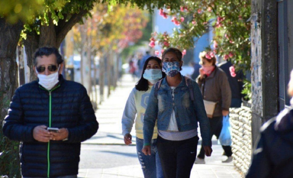 Se registraron 2 nuevos fallecidos a causa del virus.