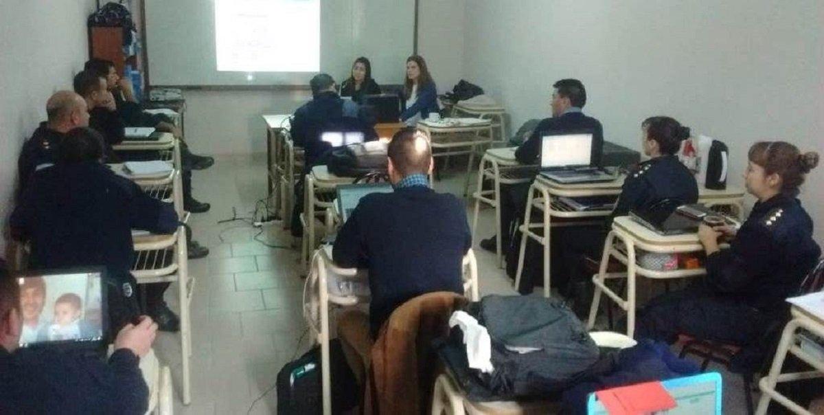 El Ministerio de Ambiente trabaja con Policía en un convenio para mejorar los controles ambientales. Foto: El Chubut