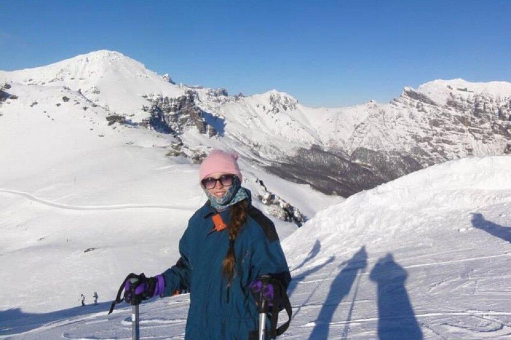 Investigan la muerte de Carla Ferreli durante una excursión en Ushuaia.