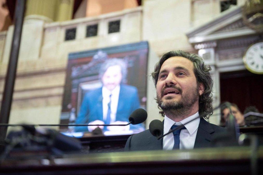 Cafiero expondrá su informe de gestión en el Senado