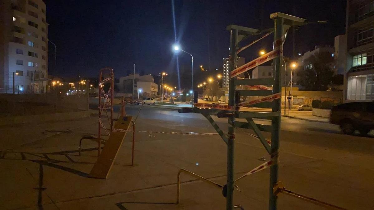 Restringen la circulación nocturna en Chubut.
