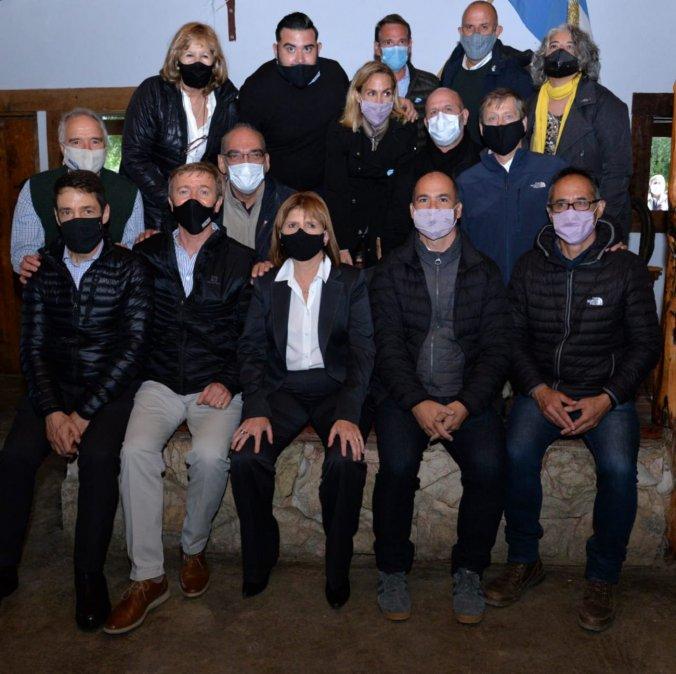 Los Vengadores de la Patagonia Terrateniente