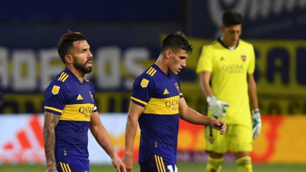 Boca confirmó que Nicolás Capaldo tiene coronavirus