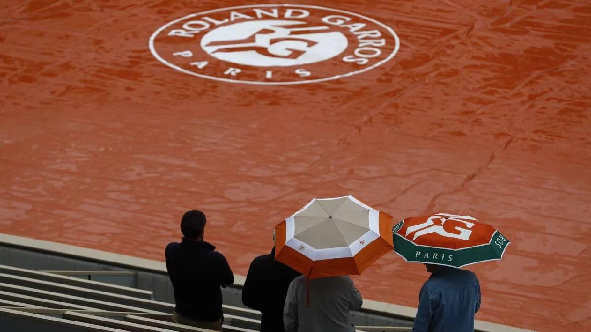 Postergaron el arranque de Roland Garros por la crisis sanitaria en Francia.