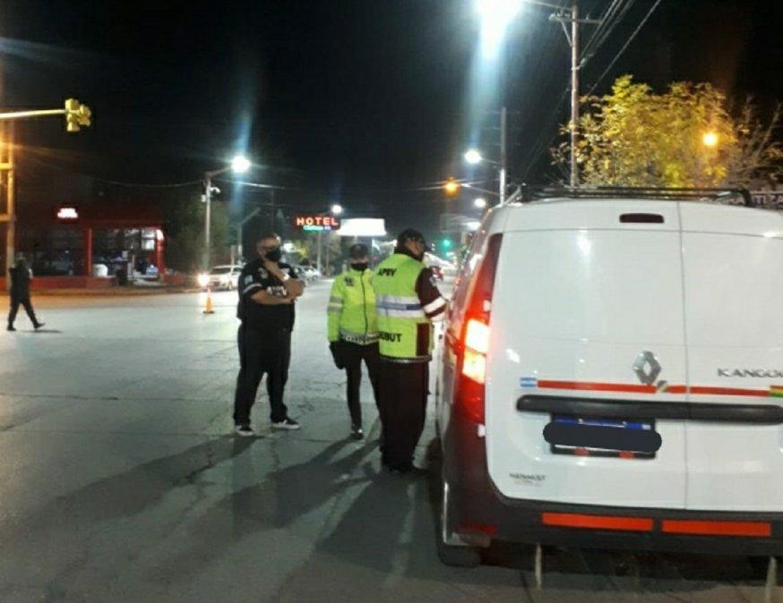 Seguridad Vial: Se registraron 23 alcoholemias positivas durante el fin de semana en toda la Provincia.