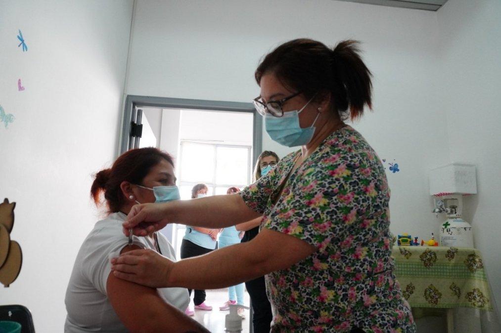 Comenzó la campaña de vacunación antigripal en Comodoro Rivadavia y alrededores.