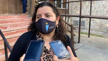 LaDefensora pública de primera instancia, Verónica Castillo, habló sobre lun operativo frustrado de la policía porque el cultivador de cannabis estaba registrado.