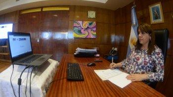 Chubut participó en la presentación de los objetivos pedagógicos 2021