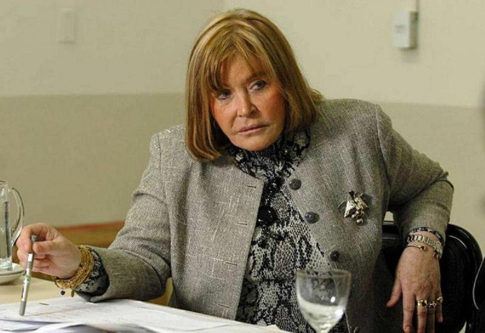 La jueza federal María Servini de Cubría se había vacunado