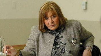 La jueza Servini fue internada en terapia intensiva
