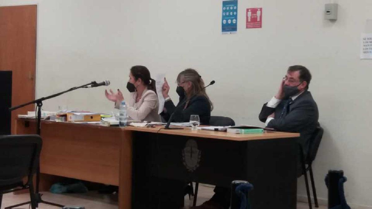 Comenzó el debate oral y público al juez de ejecución civil Gustavo Toquier.