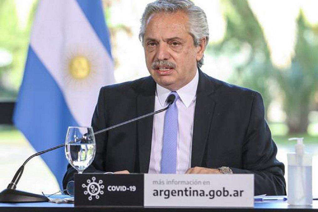 Fernández apuntó contra los empresarios: No es tiempo de subir precios
