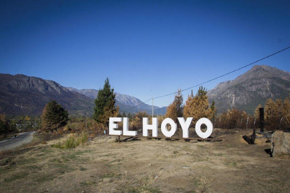 El lunes se restablecerán los servicios de luz y agua en El Hoyo.