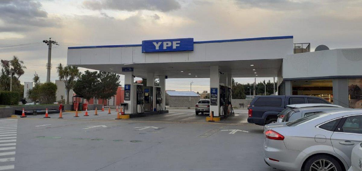 En Comodoro los combustibles se incrementaron entre 4 y 6 pesos
