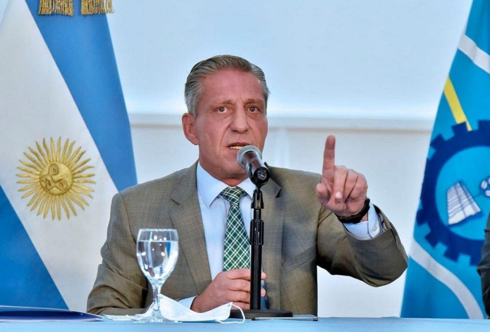 Mariano Arcioni apuntó contra los políticos jóvenes que vienen con vicios viejos