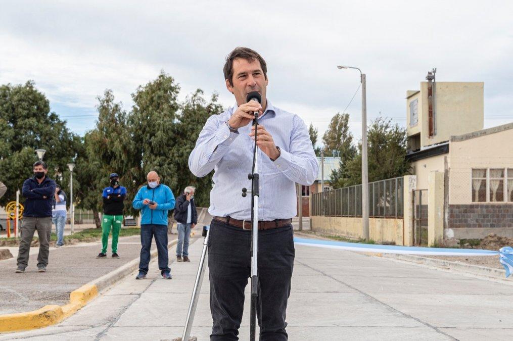 Juan Pablo Luque todavía no piensa en las elecciones.