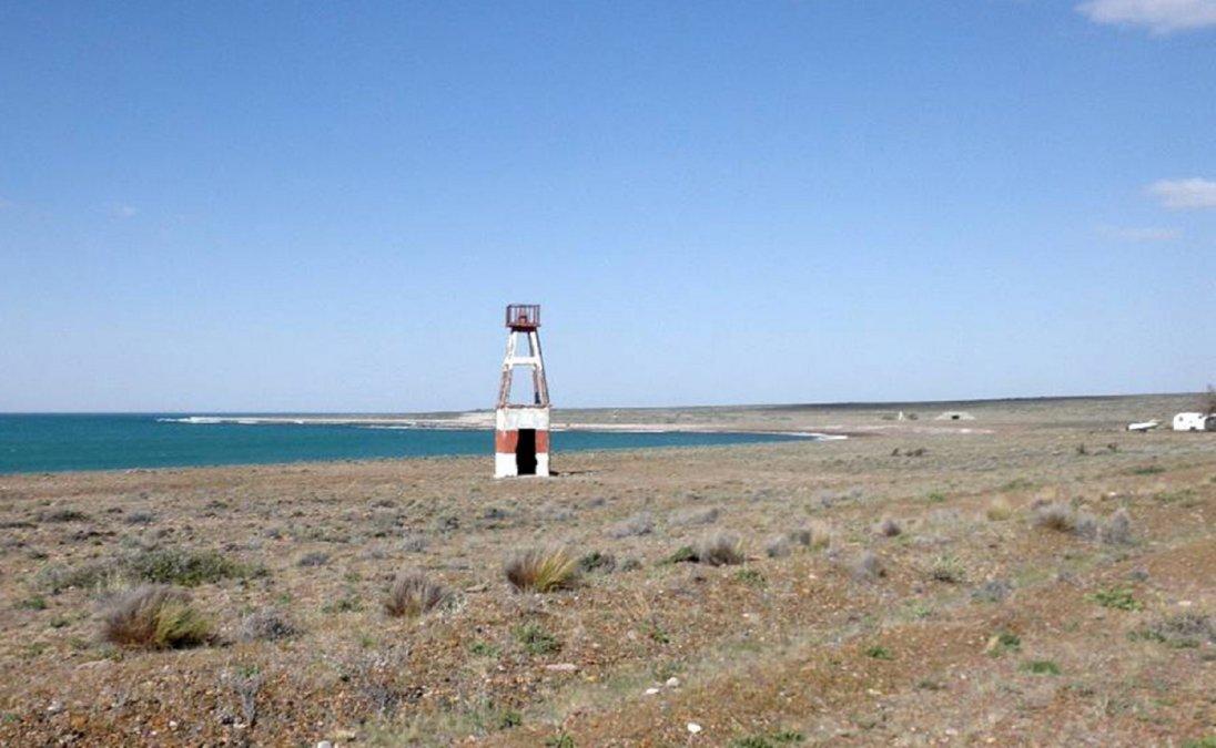 Buscan a tres vecinos de Camarones en la zona de Cabo Raso