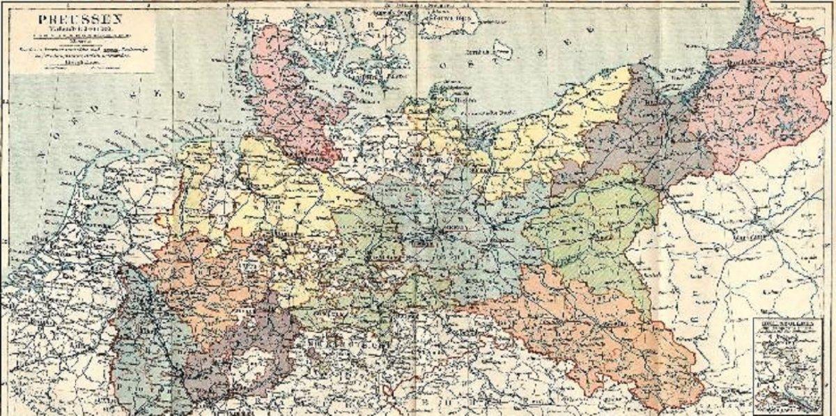 LaUnificación Alemanaes la unión de 39 estados. Hasta mediados del siglo XIX