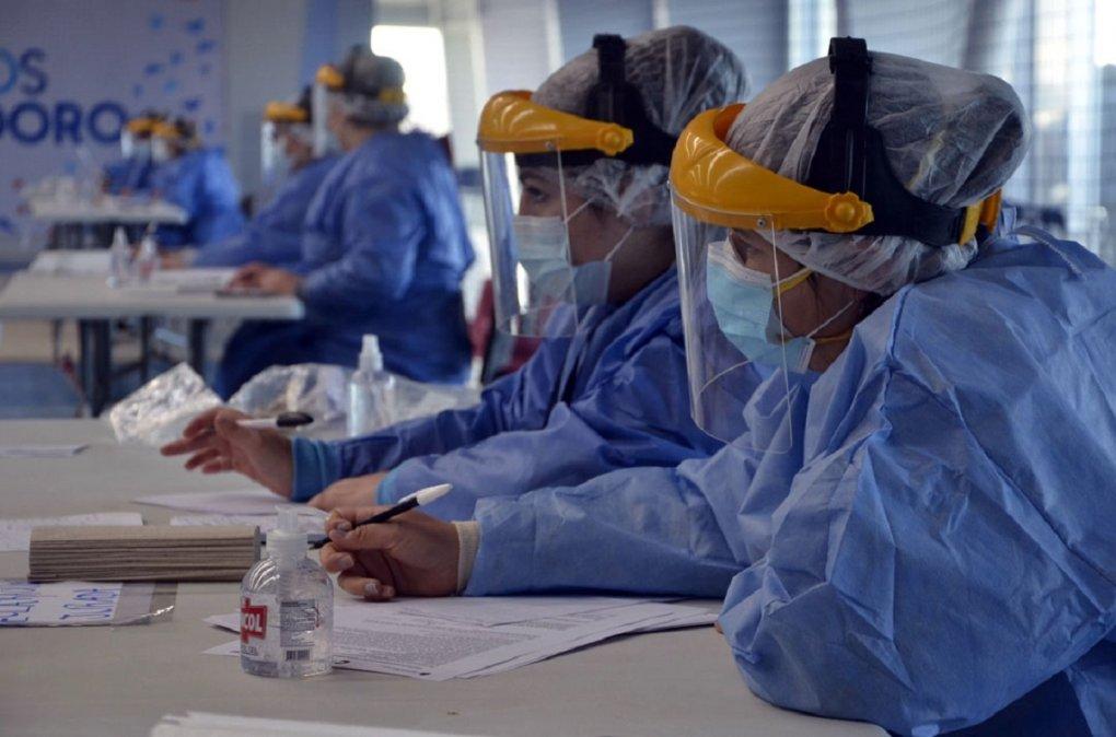 Nuevo reporte: 540 muertes y 15.960 contagios de Coronavirus en las últimas 24 horas
