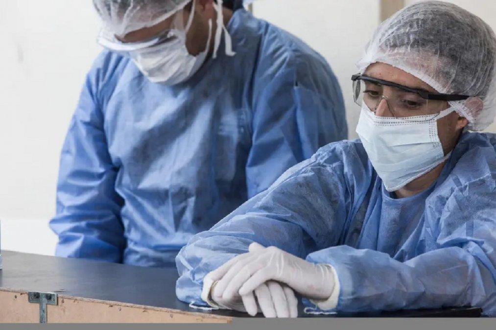 Se reportaron 156 nuevas muertes y 11.394 nuevos casos de Coronavirus