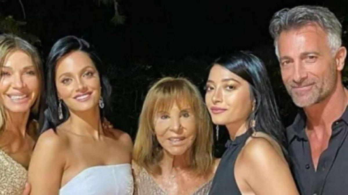 Falleció Betty, la mamá de Ova y Gaby Sabatini