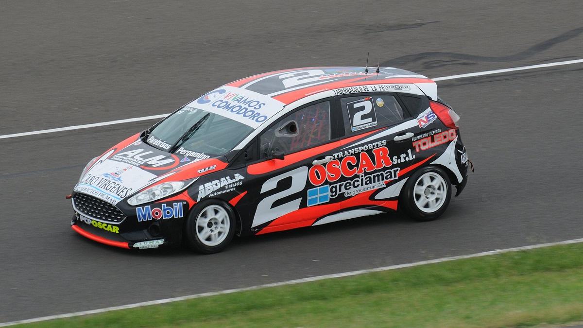 Abdala ganó en Paraná y es el puntero del campeonato del Turismo Nacional Clase 2. Foto: PrensaTN.